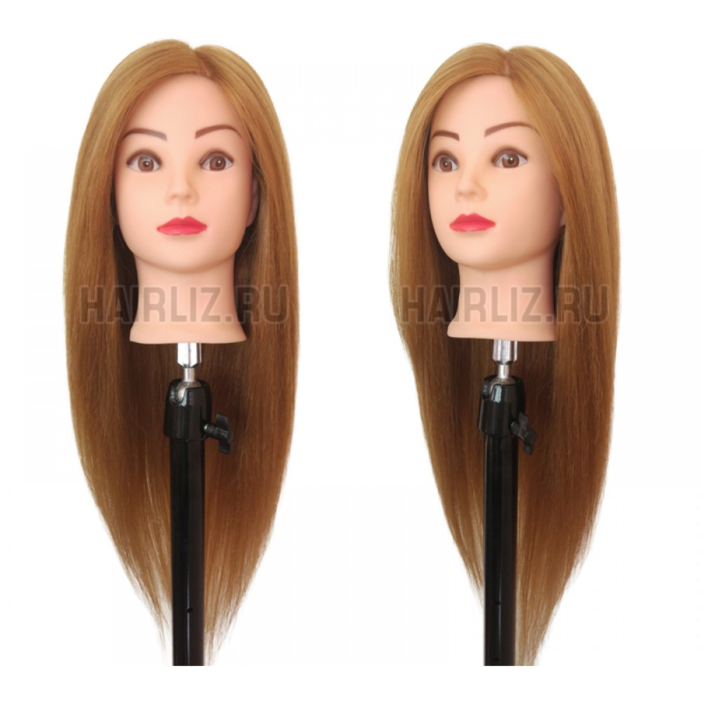 Русый, 70% натуральных волос BHL-025
