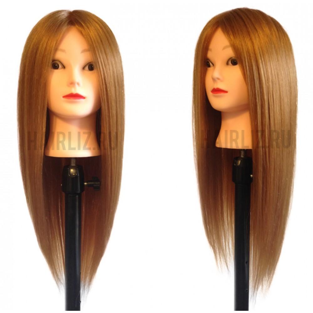 Золотистый блонд, 50% натуральных волос BHL-027