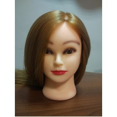 [Уценка] Золотистый блонд, 50% натуральных волос BHL-027