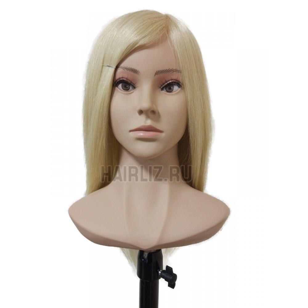 Блонд, 100% натуральный волос MX050N