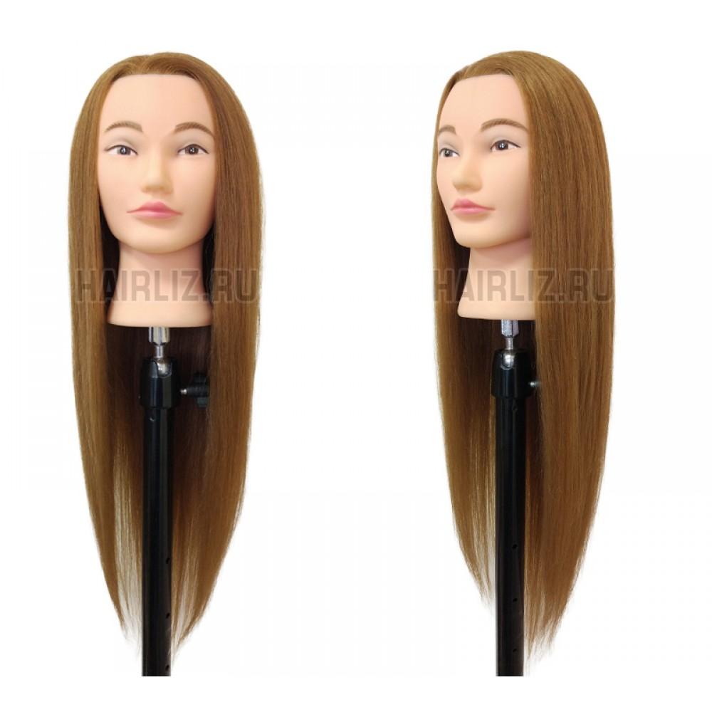 Русый, 100% натуральный волос NHL-045