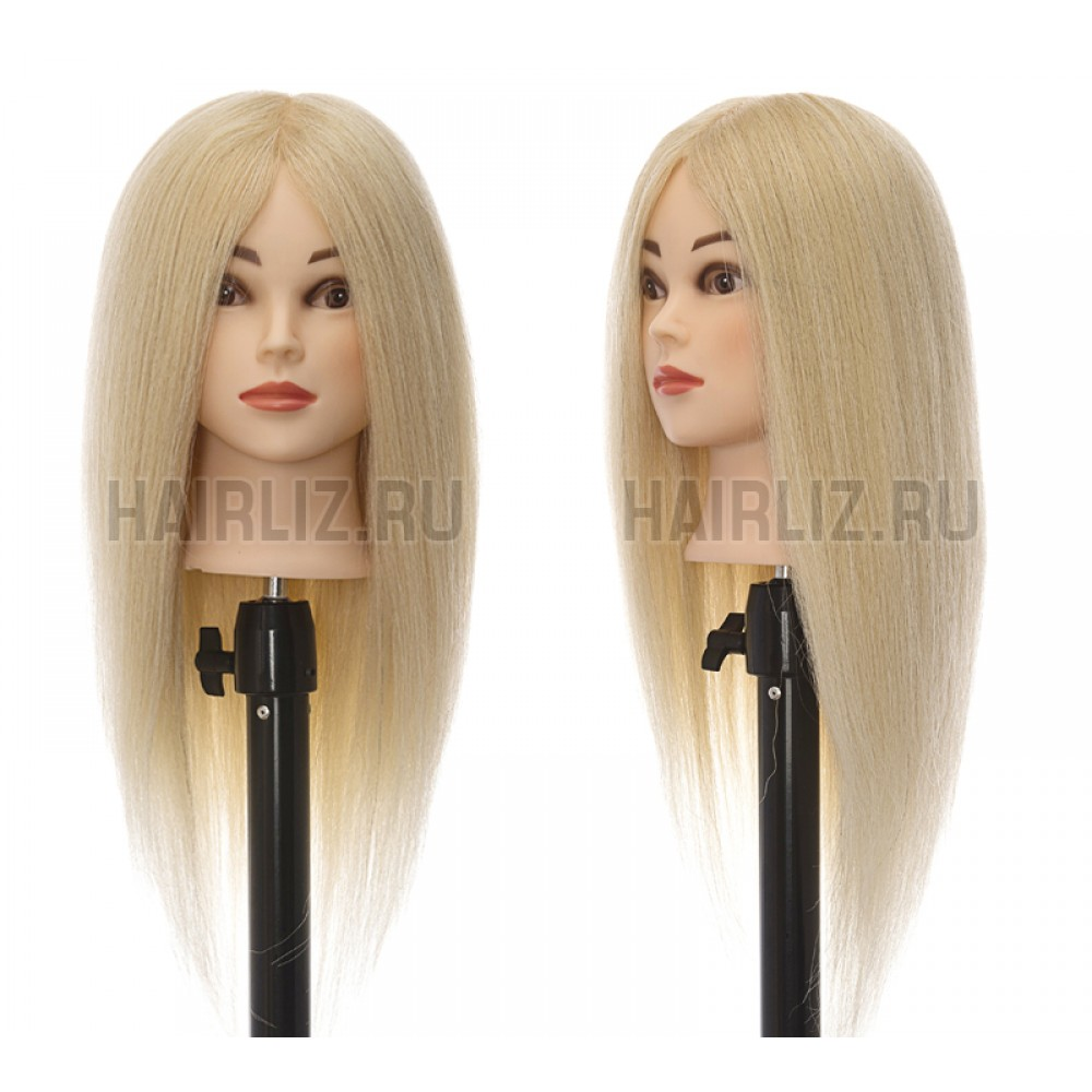 Блонд, 100% натуральный волос NHL-050