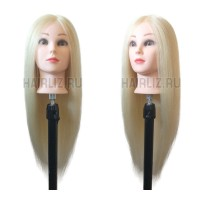 Блонд, 100% натуральный волос NHL-054