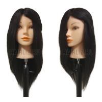 Брюнет, 100% натуральный волос NHL-062