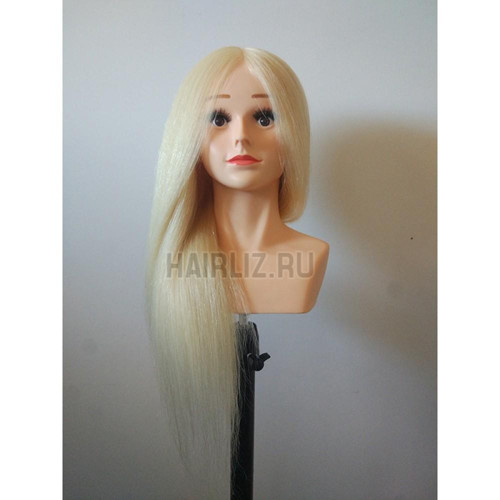 Блонд, 100% натуральный волос NHL-073